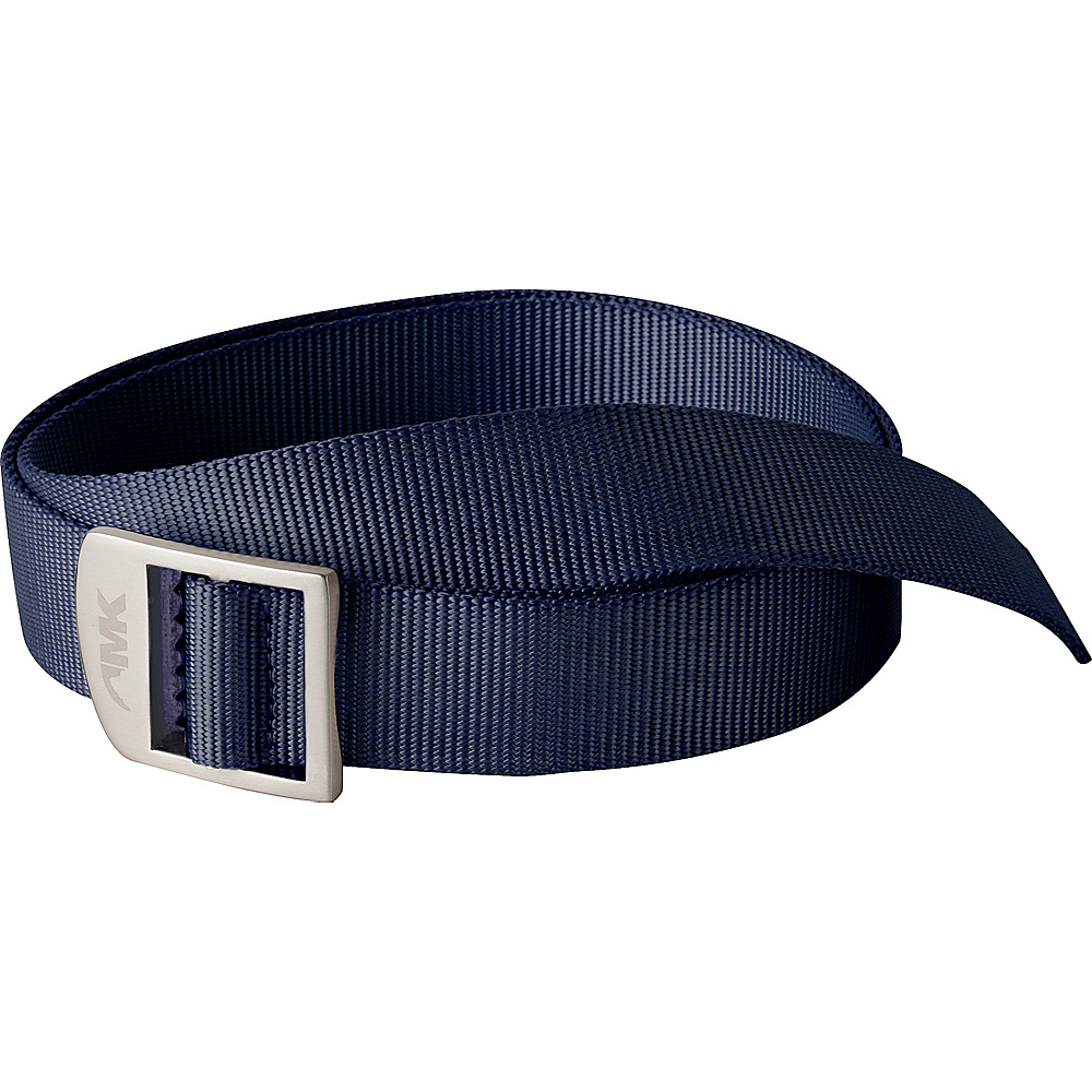 Mountain Khakis Webbing Belt One Size - Navy - Mountain Khakis Other Fashion Accessories - Fashion Accessories, Other Fashion Accessories