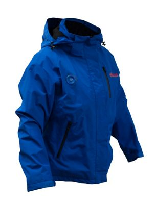My Core Control Womens Heated Ski Jacket M - Royal Blue - My Core Control Women's Apparel