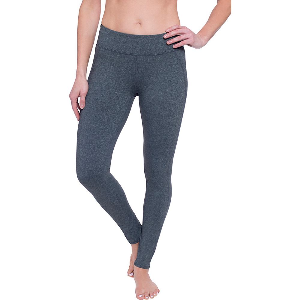Soybu Killer Caboose Legging L - Charcoal - Soybu Womens Apparel - Apparel & Footwear, Women's Apparel