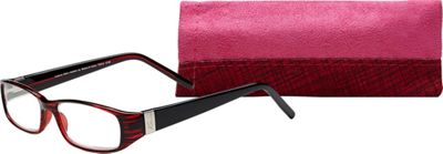 Select-A-Vision Victoria Klein Reading Glasses +1.25 - Burgundy - Select-A-Vision Sunglasses