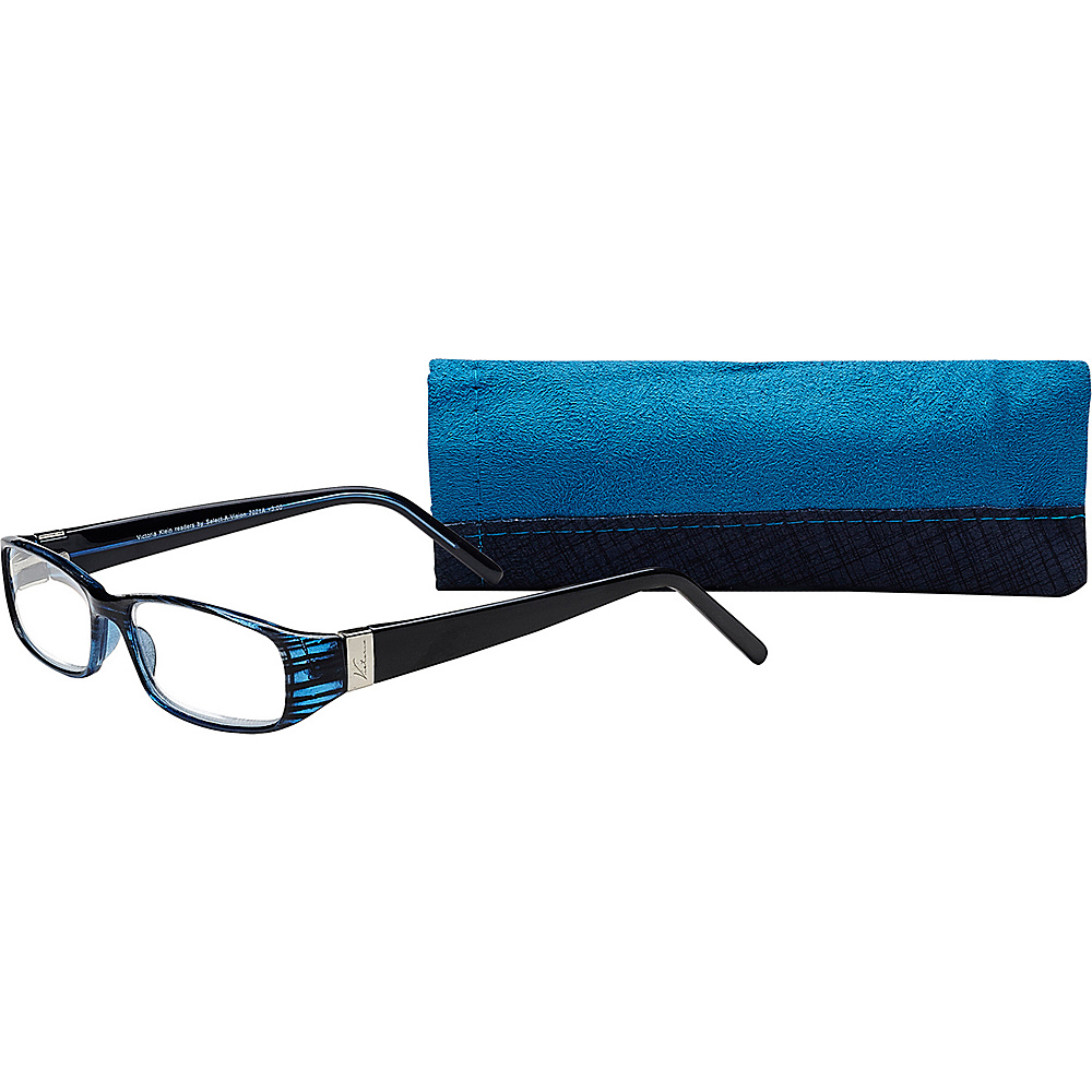 Select A Vision Victoria Klein Reading Glasses 1.50 Burgundy Select A Vision Sunglasses