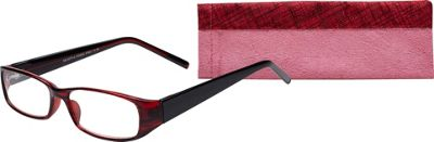 Select-A-Vision Victoria Klein Reading Glasses +2.50 - Burgundy - Select-A-Vision Sunglasses