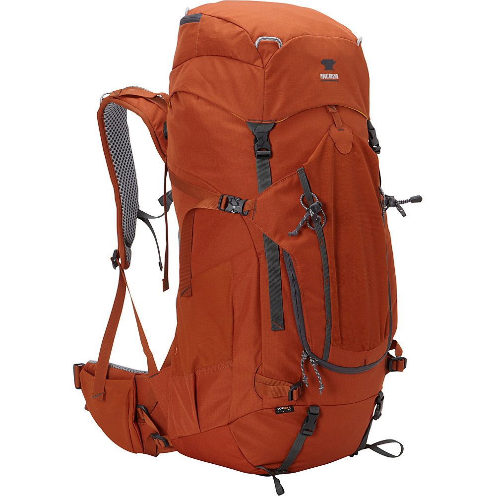 Mountainsmith Apex 60 Hiking Backpack Burnt Ochre Mountainsmith Day Hiking Backpacks