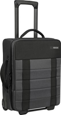 OGIO Overhead 18 inch Carry-on Luggage Gray - OGIO Softside Carry-On