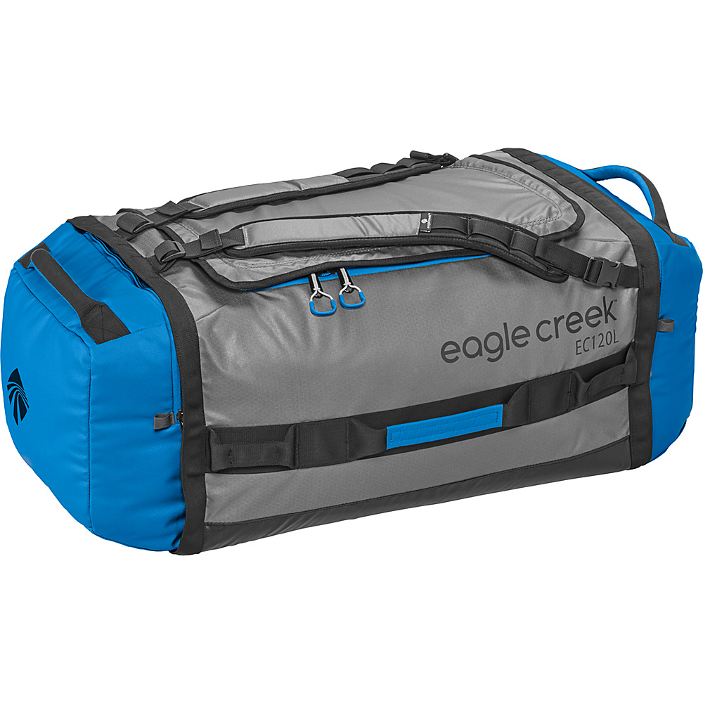 Eagle Creek Cargo Hauler Duffel 120L / Xl Blue/Grey - Eagle Creek Outdoor Duffels - Duffels, Outdoor Duffels