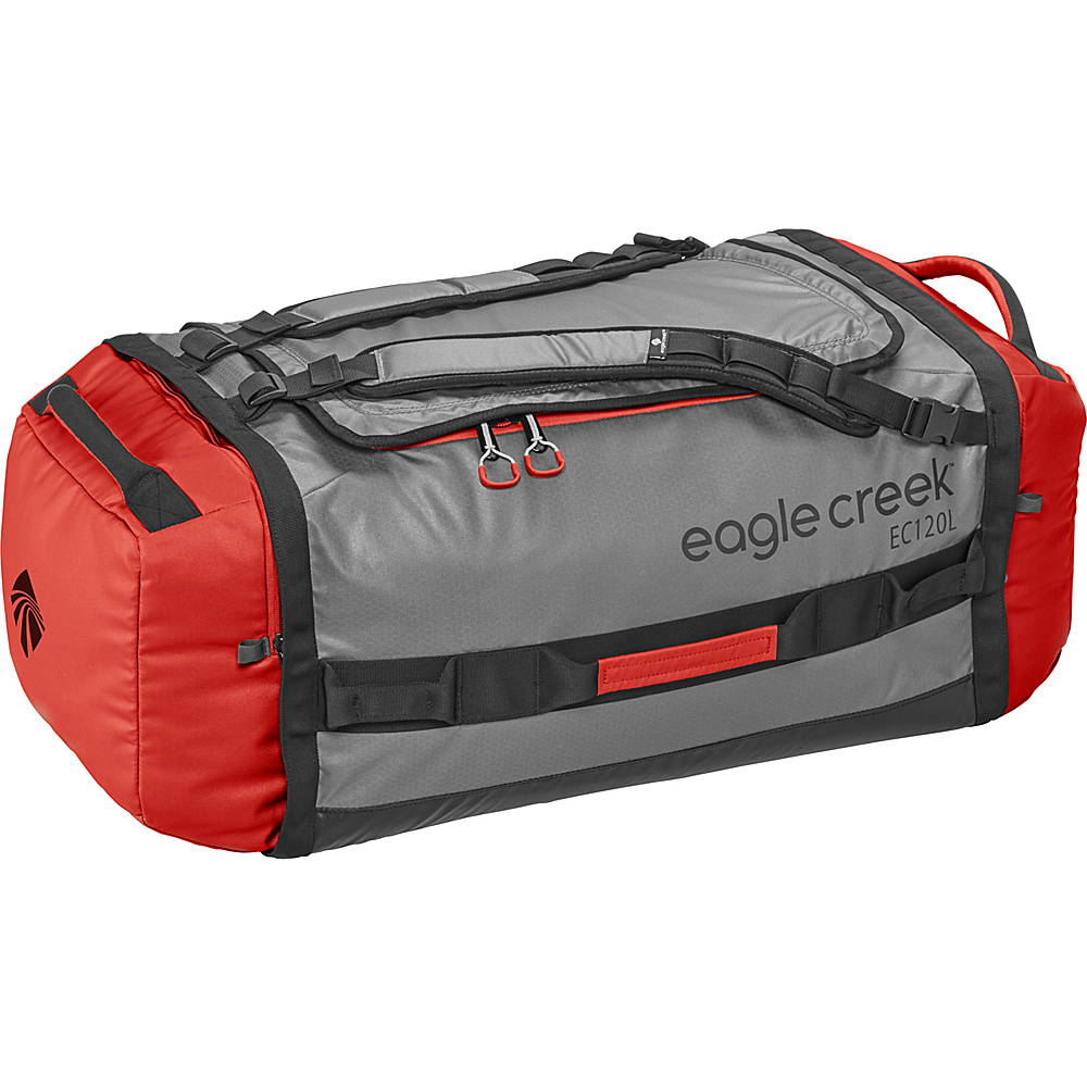Eagle Creek Cargo Hauler Duffel 120L / Xl Cherry/Grey - Eagle Creek Outdoor Duffels - Duffels, Outdoor Duffels