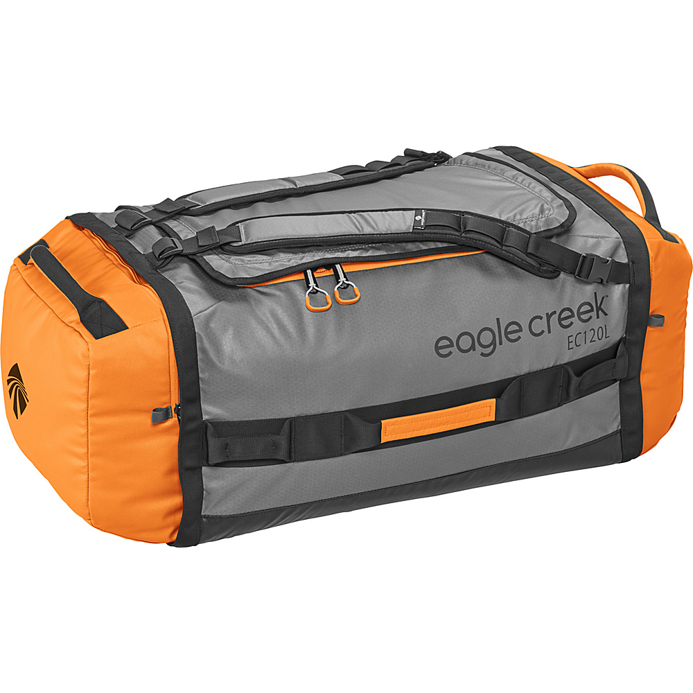 Eagle Creek Cargo Hauler Duffel 120L / Xl Orange/Grey - Eagle Creek Outdoor Duffels - Duffels, Outdoor Duffels