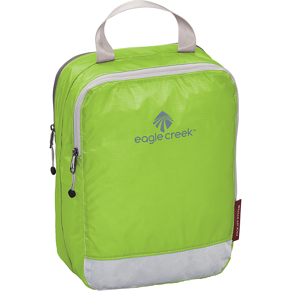 Eagle Creek Pack-It Specter Clean Dirty Half Cube Strobe Green - Eagle Creek Travel Organizers - Travel Accessories, Travel Organizers