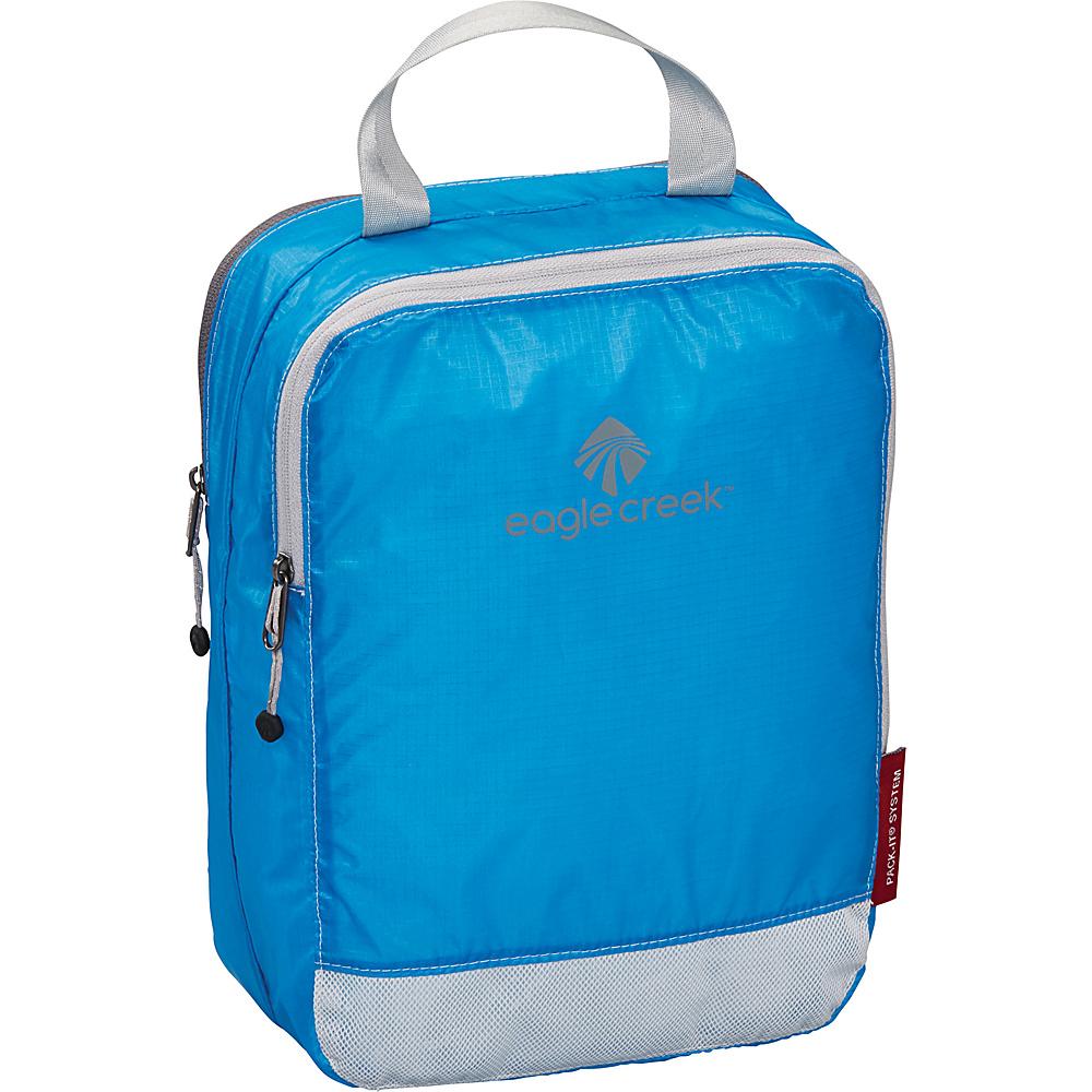 Eagle Creek Pack-It Specter Clean Dirty Half Cube Brillant Blue - Eagle Creek Travel Organizers - Travel Accessories, Travel Organizers