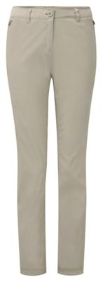 Craghoppers Nat Geo Kiwi Pro Trousers 6 - Mushroom - Craghoppers Women's Apparel
