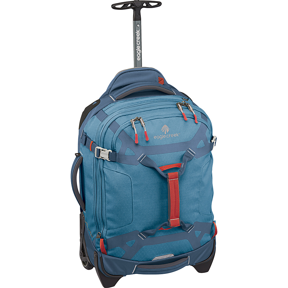 Eagle Creek Load Warrior 20 Duffel Bag Smokey Blue - Eagle Creek Rolling Duffels - Luggage, Rolling Duffels