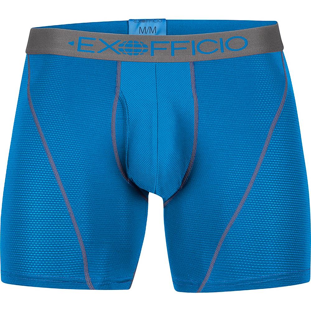 ExOfficio Give-N-Go Sport Mesh 6 Boxer Brief L - Royal - ExOfficio Mens Apparel - Apparel & Footwear, Men's Apparel