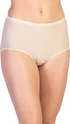 ExOfficio Give-N-Go Full Cut Brief XS - Nude - ExOfficio Women's Apparel