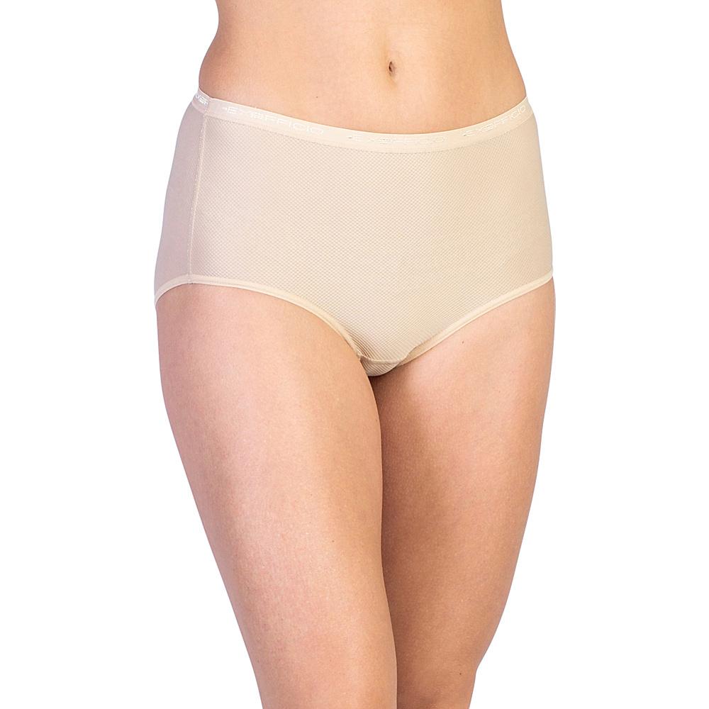 ExOfficio Give-N-Go Full Cut Brief 3XL - Nude - XXXL - ExOfficio Womens Apparel - Apparel & Footwear, Women's Apparel