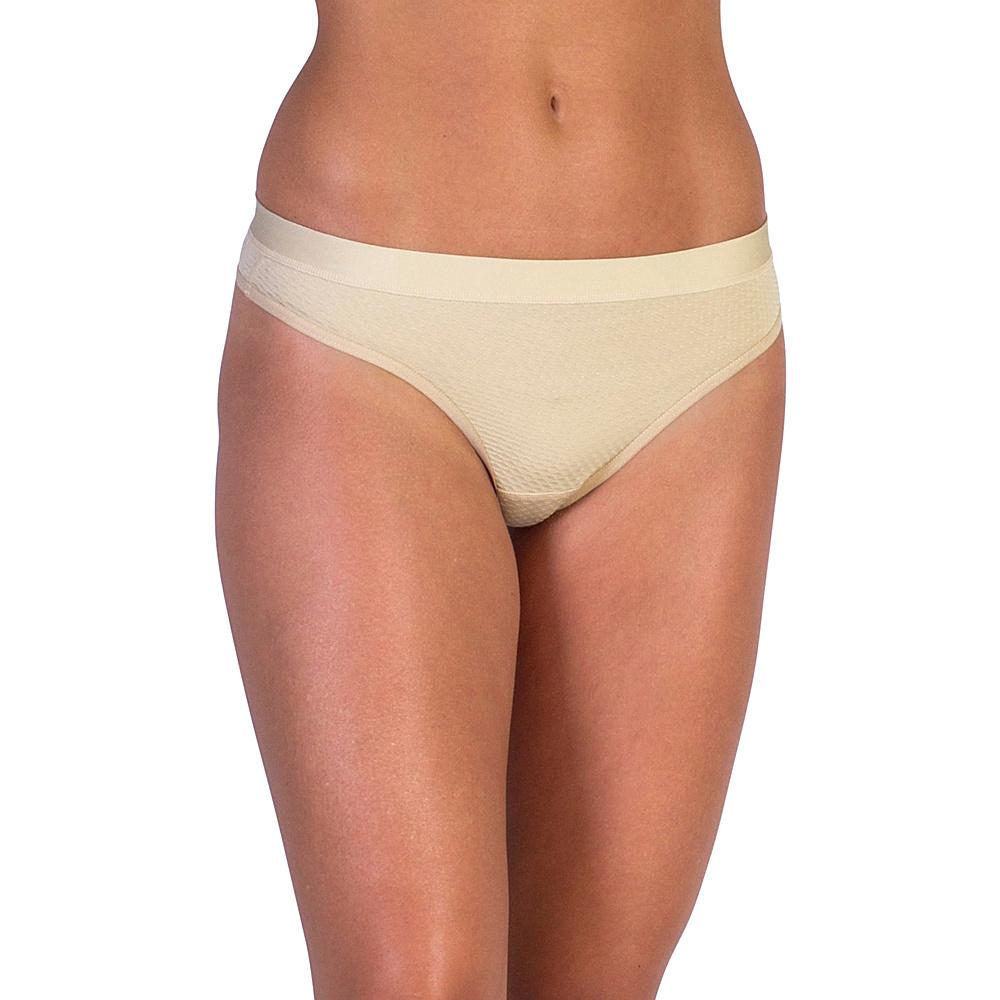 ExOfficio Give-N-Go Sport Mesh Thong M - Nude - ExOfficio Womens Apparel - Apparel & Footwear, Women's Apparel