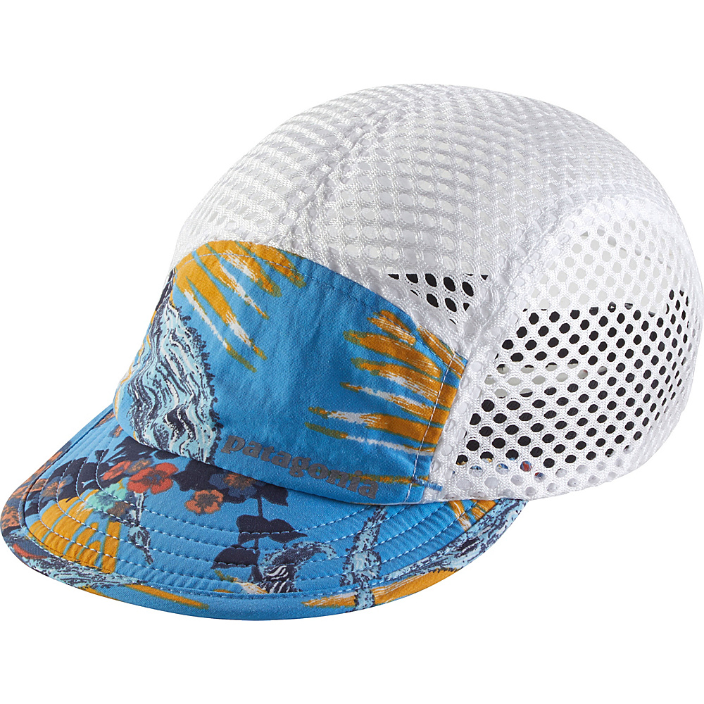 Patagonia Duckbill Cap One Size - Kelp Garden: Radar Blue - Patagonia Hats/Gloves/Scarves - Fashion Accessories, Hats/Gloves/Scarves