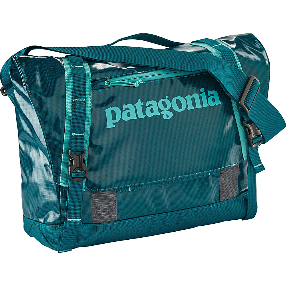 Patagonia Black Hole Mini Messenger 12L Elwha Blue - Patagonia Messenger Bags - Work Bags & Briefcases, Messenger Bags
