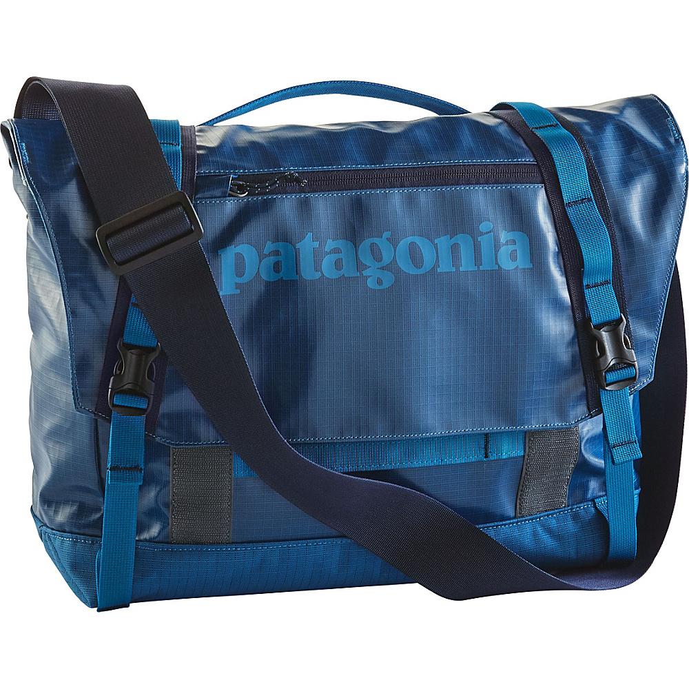 Patagonia Black Hole Mini Messenger 12L Bandana Blue - Patagonia Messenger Bags - Work Bags & Briefcases, Messenger Bags