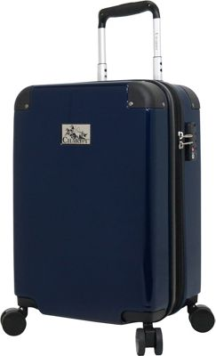 Chariot Ricco Carry-On Navy - Chariot Softside Carry-On