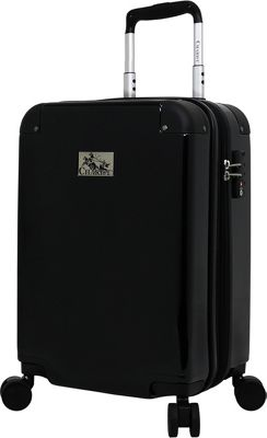 Chariot Ricco Carry-On Black - Chariot Softside Carry-On
