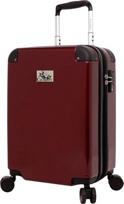 Chariot Ricco Carry-On Wine - Chariot Softside Carry-On