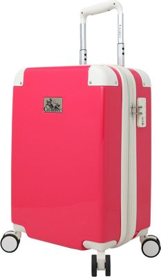 Chariot Ricco Carry-On Pink - Chariot Softside Carry-On