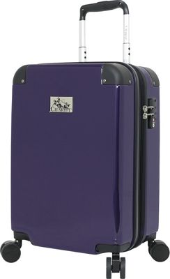 Chariot Ricco Carry-On Purple - Chariot Softside Carry-On