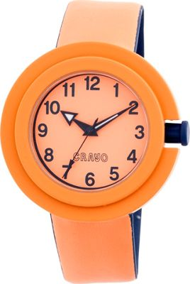 Crayo Equinox Ladies Watch Orange - Crayo Watches
