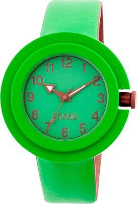 Crayo Equinox Ladies Watch Green - Crayo Watches