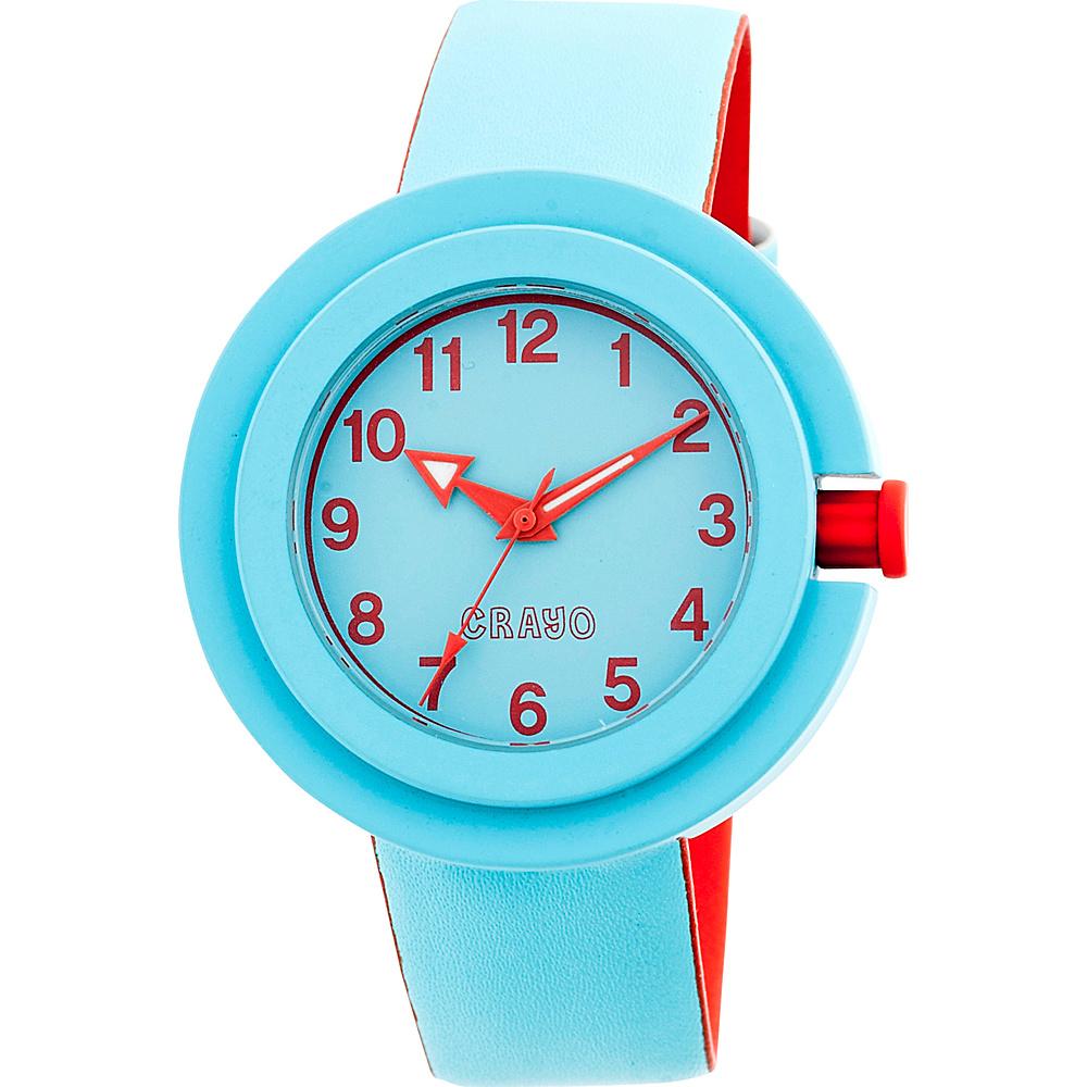 Crayo Equinox Ladies Watch Cerulean Crayo Watches