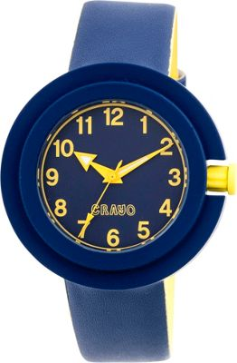 Crayo Equinox Ladies Watch Navy - Crayo Watches