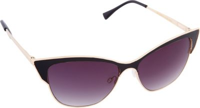 Vince Camuto Eyewear VC700 Sunglasses Gold Black - Vince Camuto Eyewear Sunglasses