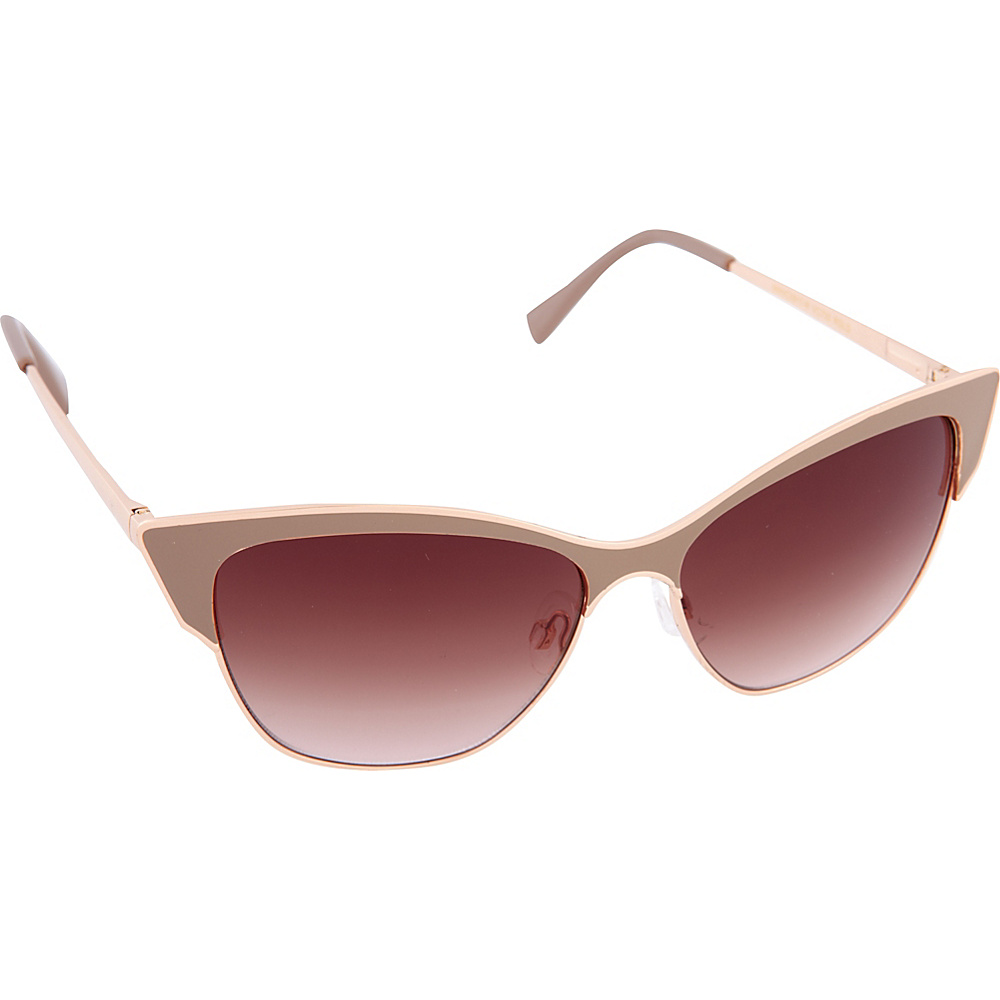 Vince Camuto Eyewear VC700 Sunglasses Rose Gold Vince Camuto Eyewear Sunglasses