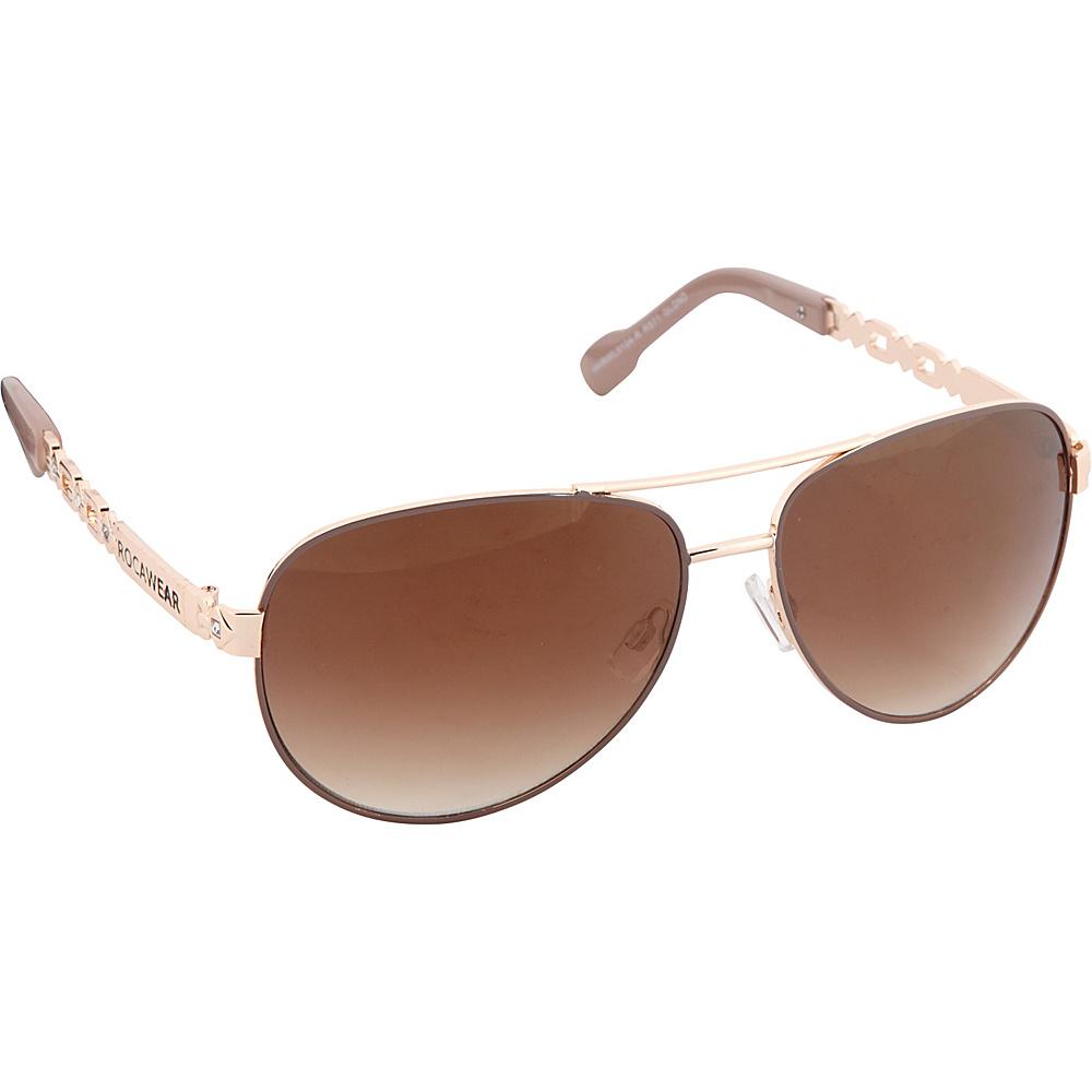 Rocawear Sunwear R571 Women s Sunglasses Gold Nude Rocawear Sunwear Sunglasses