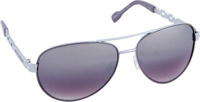 Rocawear Sunwear R571 Women's Sunglasses Silver Grey - Rocawear Sunwear Sunglasses