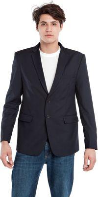 BAUBAX Men's Blazer S - Navy - BAUBAX Men's Apparel