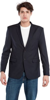 Image of BAUBAX BLAZER 2XL - Navy - BAUBAX Men's Apparel
