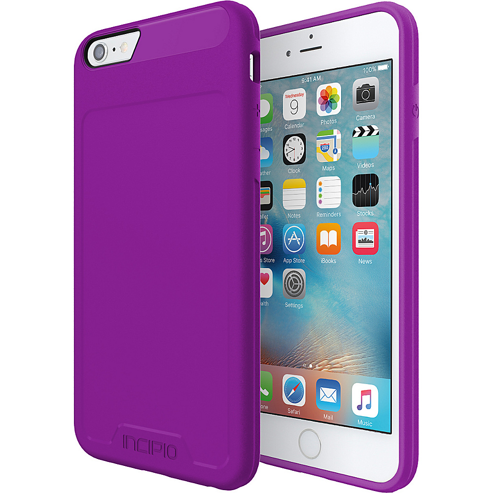 Incipio Performance Series Level 1 for iPhone 6 Plus / 6s Plus Purple - Incipio Electronic Cases - Technology, Electronic Cases