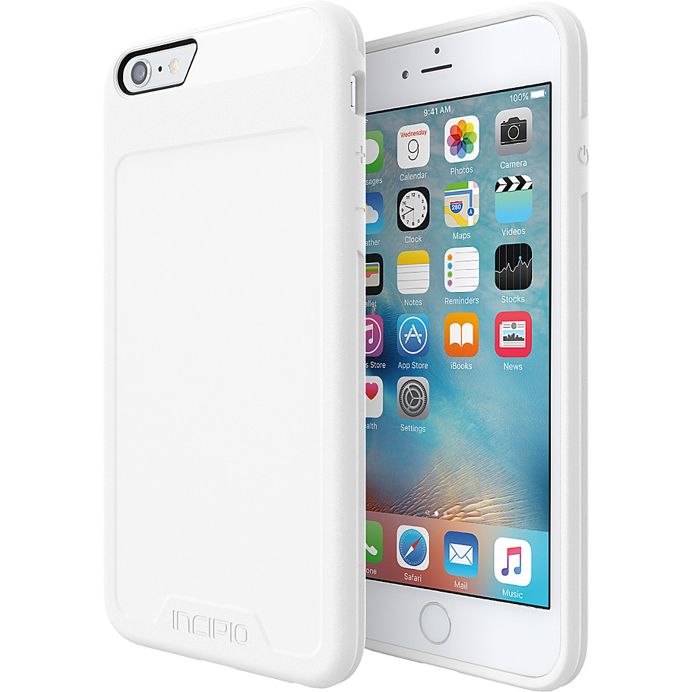 Incipio Performance Series Level 1 for iPhone 6 Plus / 6s Plus White - Incipio Electronic Cases - Technology, Electronic Cases