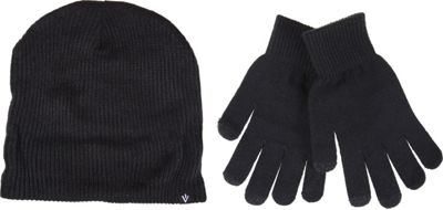 1Voice Touch Screen Gloves With Matching Beanie One Size - Black - 1Voice Hats/Gloves/Scarves