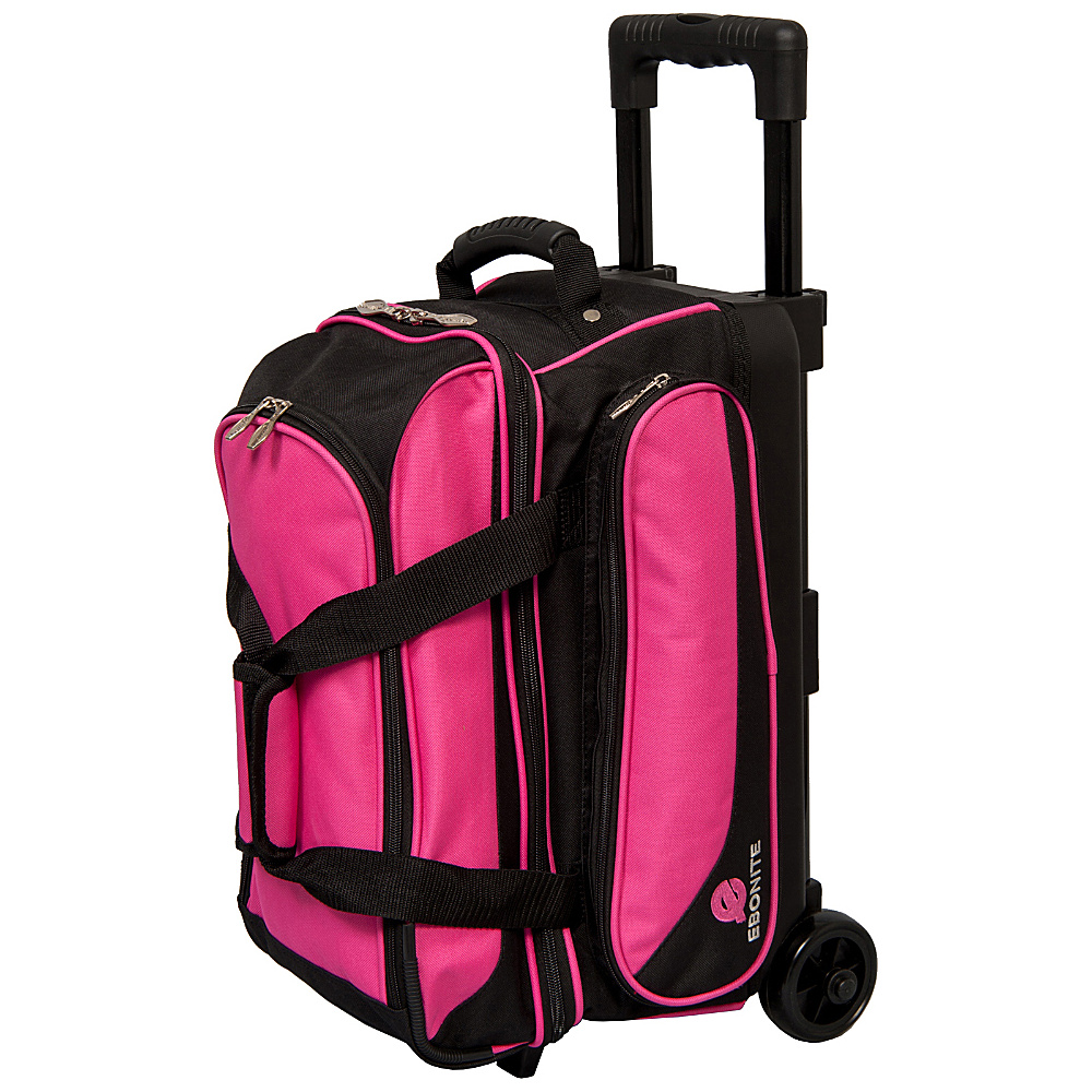 Ebonite Transport II Ball Roller Pink Ebonite Bowling Bags