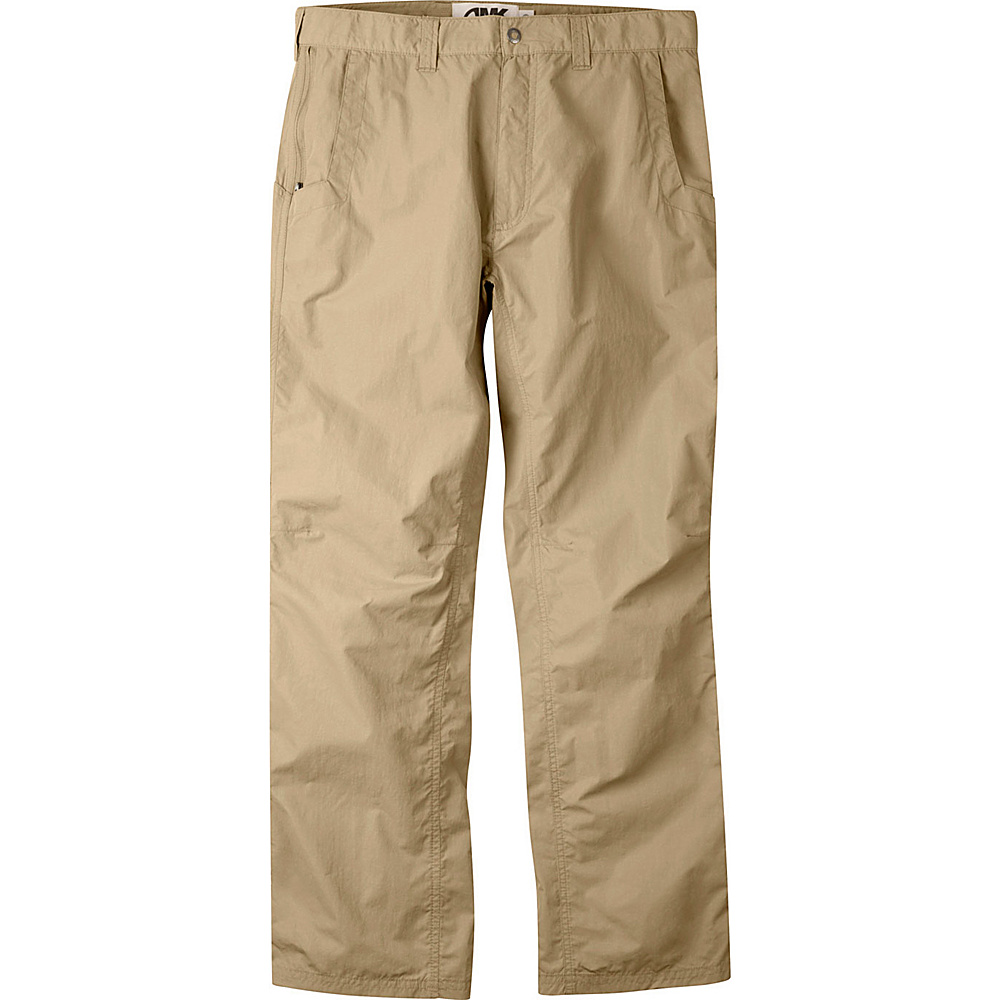 Mountain Khakis Equatorial Pants 36 - 34in - Retro Khaki - Mountain Khakis Mens Apparel - Apparel & Footwear, Men's Apparel