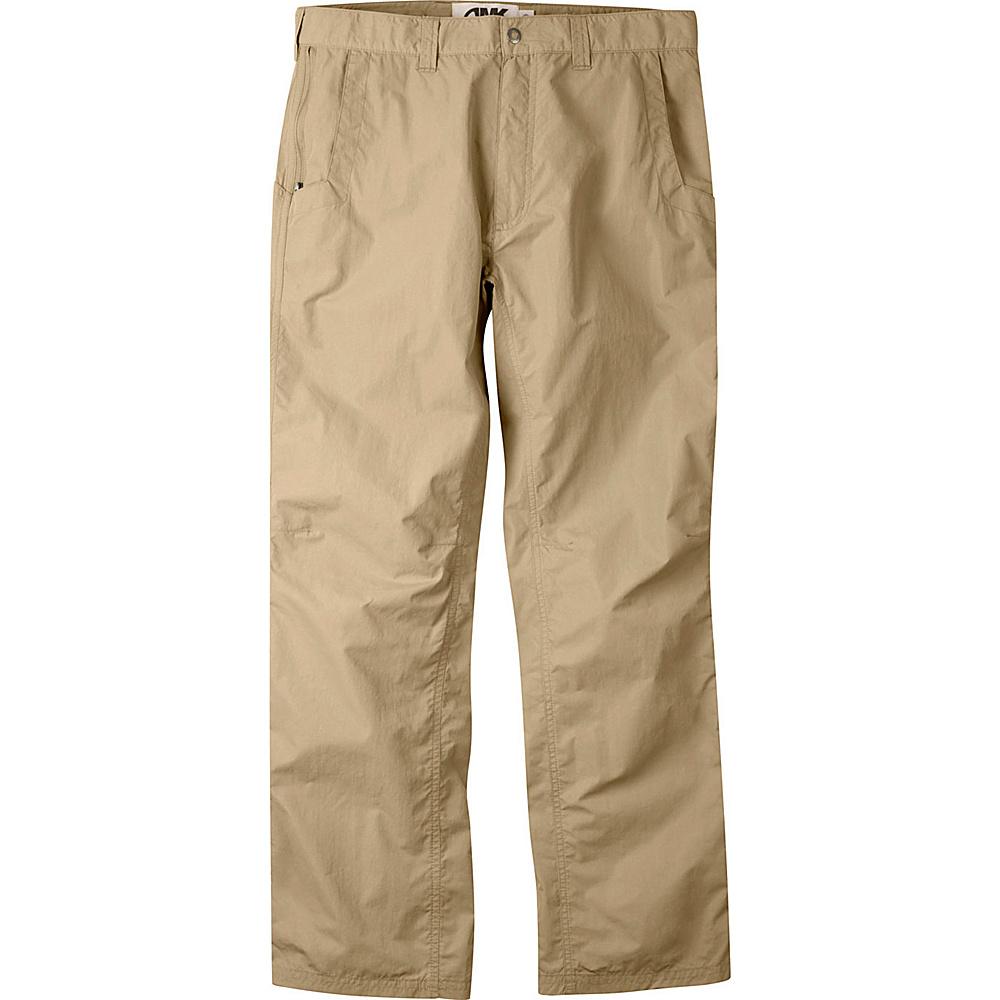 Mountain Khakis Equatorial Pants 42 - 30in - Retro Khaki - Mountain Khakis Mens Apparel - Apparel & Footwear, Men's Apparel