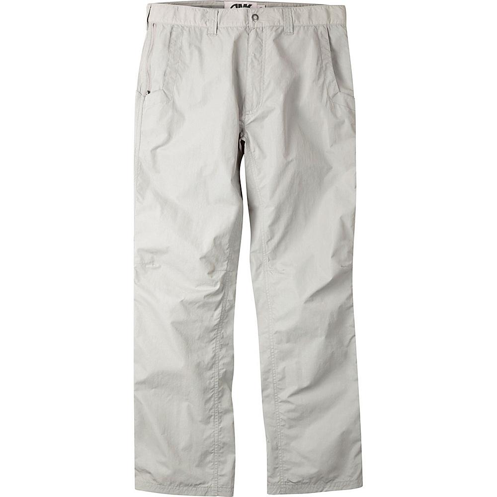 Mountain Khakis Equatorial Pants 38 - 36in - Stone - Mountain Khakis Mens Apparel - Apparel & Footwear, Men's Apparel