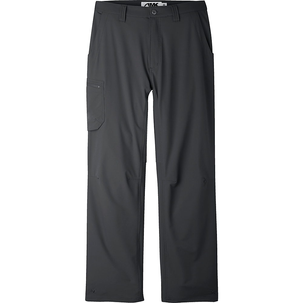 Mountain Khakis Cruiser Pants 35 - 30in - Black - Mountain Khakis Mens Apparel - Apparel & Footwear, Men's Apparel