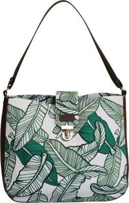 Sloane Ranger Shoulder Bag Banana Leaf - Sloane Ranger Fabric Handbags
