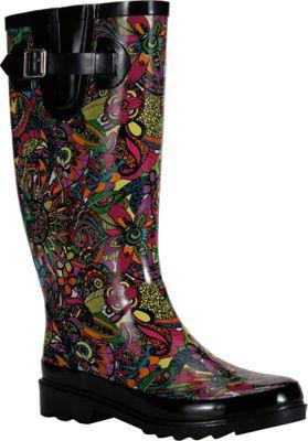 Sakroots Rhythm Rain Boot 6 - M