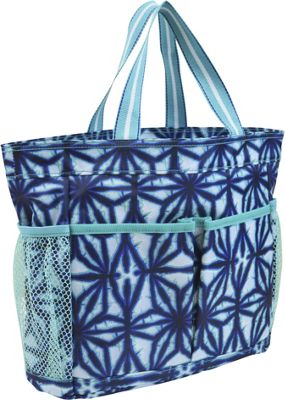 All For Color All For Color Caddy Indigo Batik - All For Color All-Purpose Totes