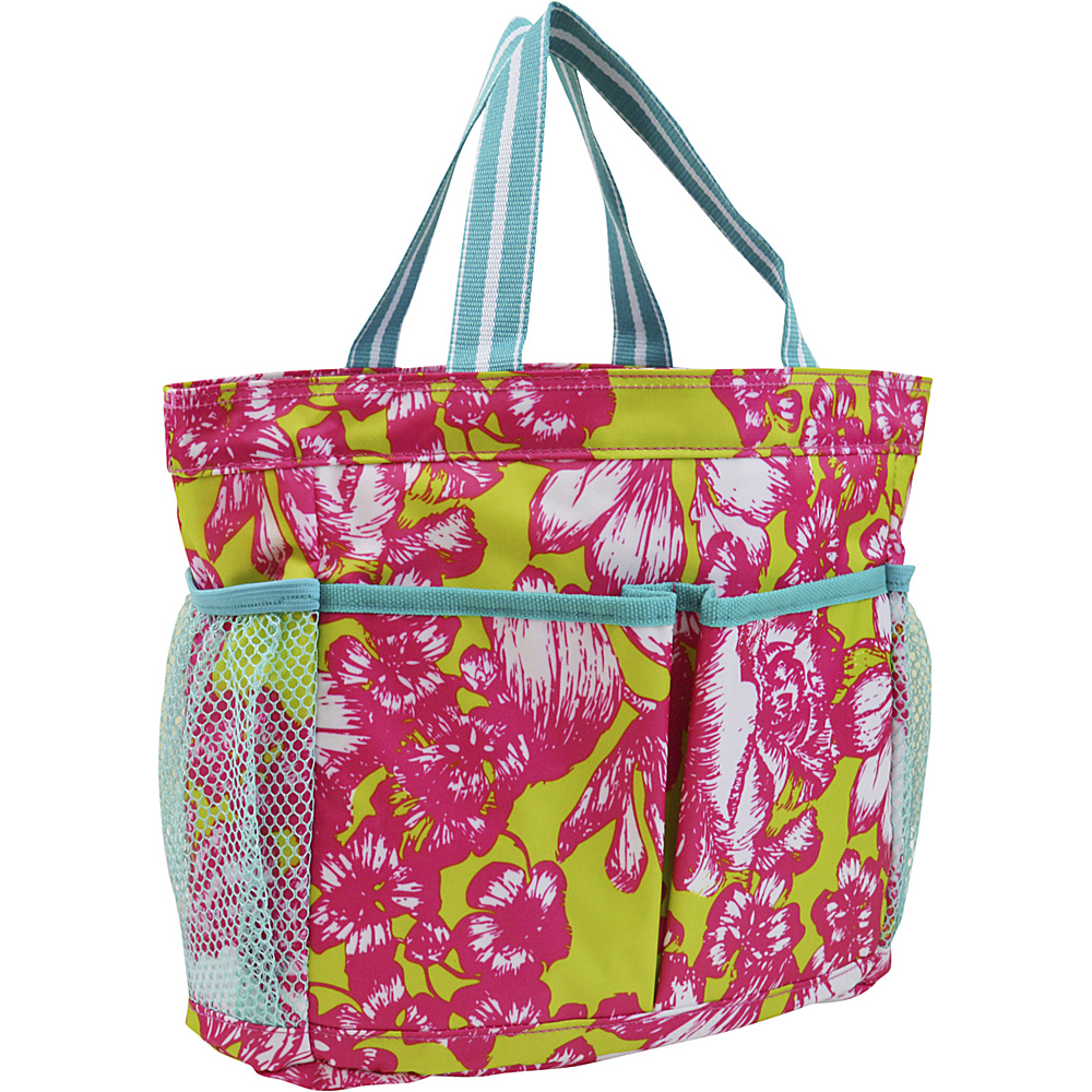 All For Color Caddy Aloha Paradise All For Color All Purpose Totes