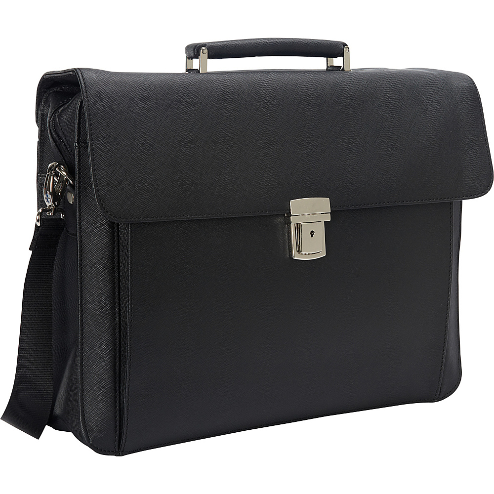 Goodhope Bags The Frakfurt Computer Tablet Brief Black Goodhope Bags Non Wheeled Business Cases